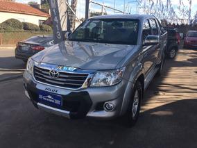Toyota Hilux 2.7 Srv Cab. Dupla 4x2 Flex Aut *baixo Km*