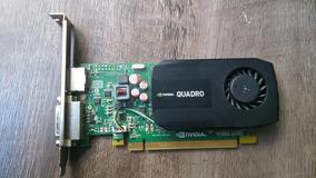 Placa De Vídeo Nvidia Quadro K600 - Indicada Foto E Video
