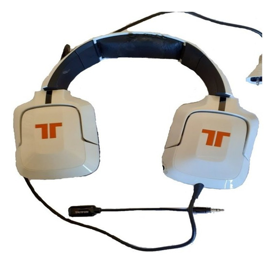 Headset Gamer Mad Catz Tritton 720+dolby Digital Pro Logic 2