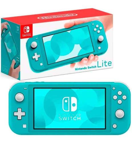 Consola Nintendo Switch Lite Original Promo Lanzamiento