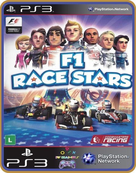 Formula 1 Race Stars