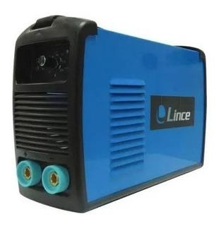 Inversor Soldar 200amp Lince 110-220/60hz Maquina Soldar 7kg