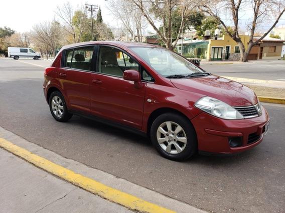 Nissan Tiida Tekna Impecable 2009 Permuto