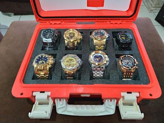 Relógios Invicta Kit Promocional Com 4 Peças Urgente Viagem