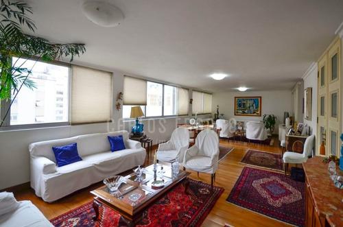Imagem 1 de 15 de 3 Dormitórios (sendo 3 Suítes) - 4 Vagas - Cerqueira César - Cf49335
