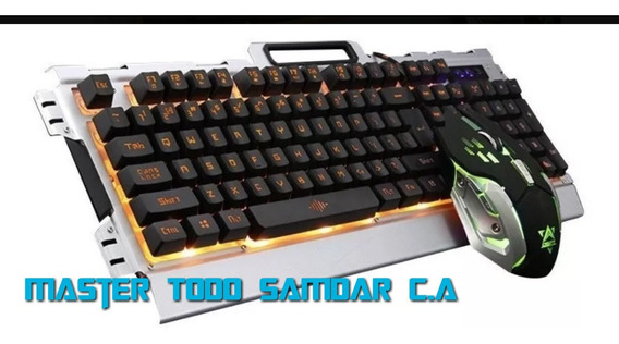 Kit Teclado Mouse Gamer K33
