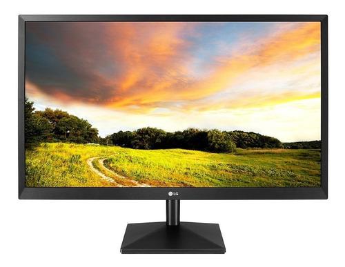 """Monitor gamer LG 27MK400H led 27"""" negro 100V/240V"""