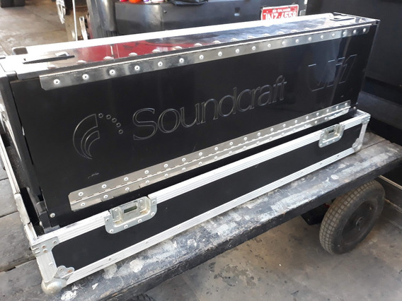 Misturador Digital Soundcraft Vi1