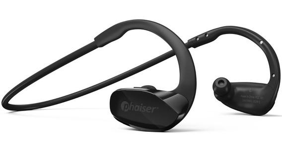 Fone De Ouvido Phaiser Bhs Sem Fio Bluetooth Headphone Black
