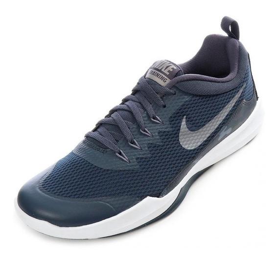 Tenis Deportivo Nike Legent Trainer Azul Marino 401 Original