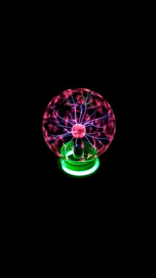 Globo De Plasma Light 220v