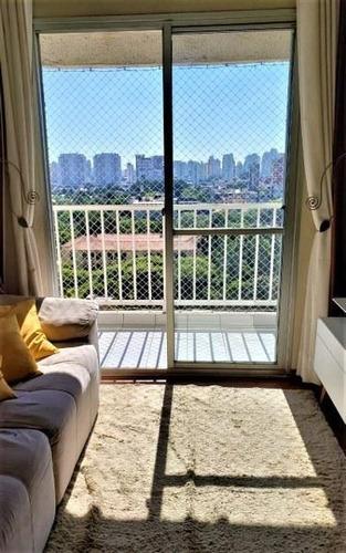 Imagem 1 de 28 de Apartamento Com 2 Dormitórios À Venda, 55 M² Por R$ 335.000,00 - Belenzinho - São Paulo/sp - Ap5850