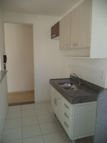 Imagem 1 de 14 de Apartamento 2 Dormitórios Térreo Em Suzano