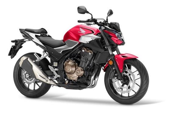 Honda Cb 500 F 0km 2020 Concesionario Oficial