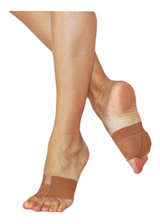 Zapatilla Metatarsiana Elastizada P/danza Clásica Y Moderno