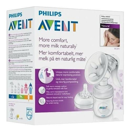 Extractor Manual Avent