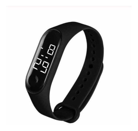 Relógio Pulseira Smartwatch Genboli Esporte Nr22