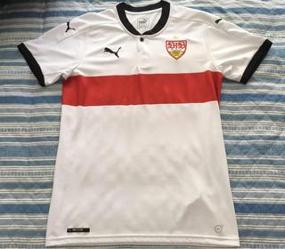 Camisa Stuttgart, Tamanho M, Puma