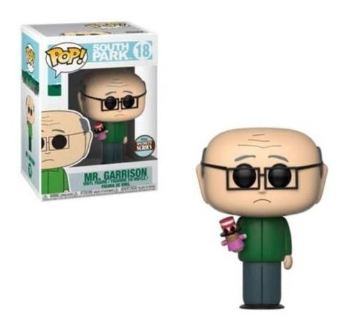 South Park Boneco Pop Funko Mr Garrison Exclusivo #18