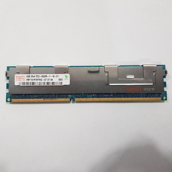 16gb De Memoria Ddr3 Pc3 8500r Para Servidor 4 X 4 Gb