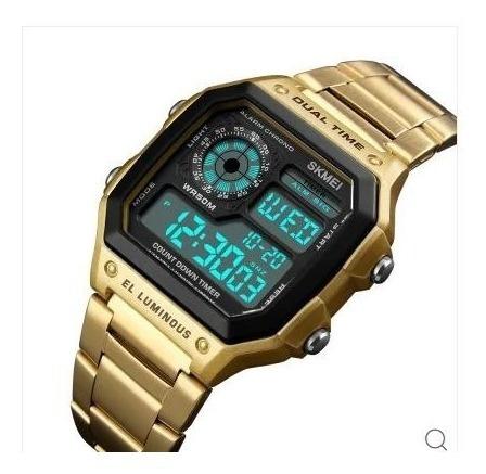 Relógio Skmei Digital Original À Prova D