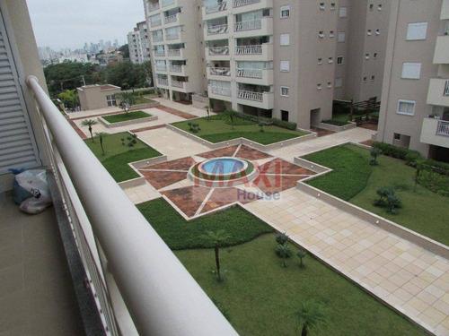 Apartamento Residencial À Venda, Jaguaré, São Paulo. - Ap0440