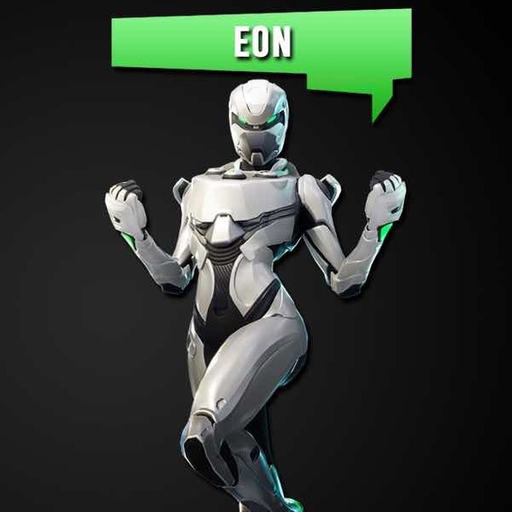 Código Digital Xbox Skin Eon + 500v-bucks Fortnite