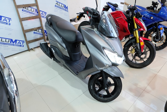 Suzuki Burgman Street 125cc 0km Luces Led, Freno Disco, Tft