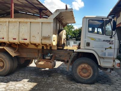 Caminhão Com Caçamba Rossetti Ano 05/05 Mercedes Benz 2423k