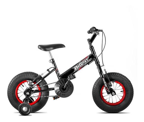 Bicicleta Masculina Infantil Ultra Bikes Big Fat Pro Tork