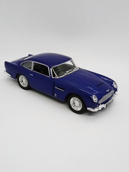 Miniatura Classic Car Aston Martin Db5 Ano 1963 Escala 1/38