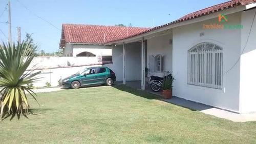 Imagem 1 de 9 de Casa Com 5 Dormitórios À Venda, 216 M² Por R$ 480.000,00 - Cidade Balneária Peruibe-scipel - Peruíbe/sp - Ca0298