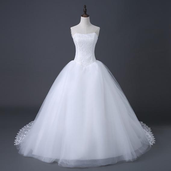 Mágico Vestido De Novia!! De Princesa!!