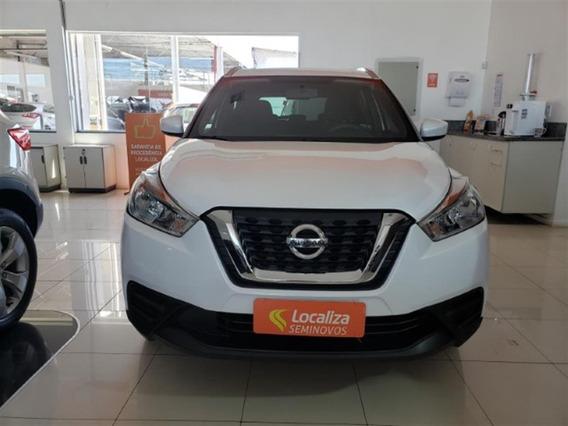 Nissan Kicks 1.6 16v Flexstart S 4p Xtronic