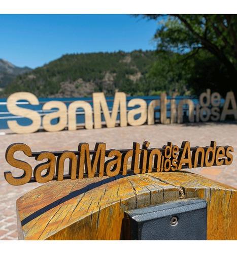 Imagen 1 de 3 de Recuerdo San Martín De Los Andes - Patagonia Argentina