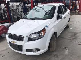 Chevrolet Aveo 2017, 2015, 2014, 2013, 2012, 2010 Por Partes