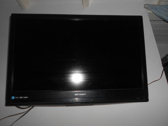 Televisor De 32 Pulgadas Pantalla Plana Emerson