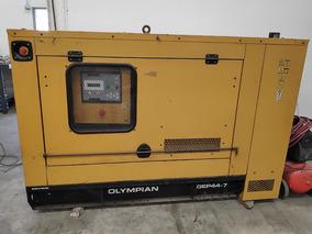 Planta Eléctrica Generador Marca Olympian Gep44-7 De 45 Kva