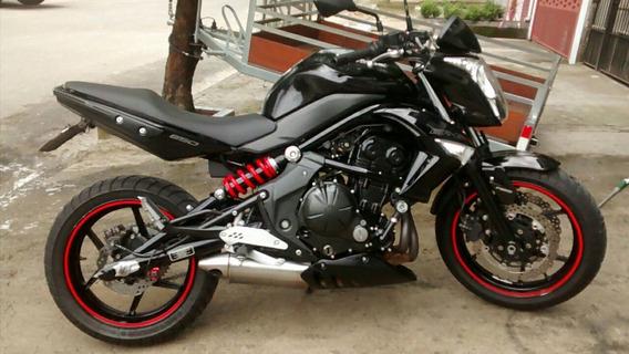 Kawasaki Er6n 2011 Abs