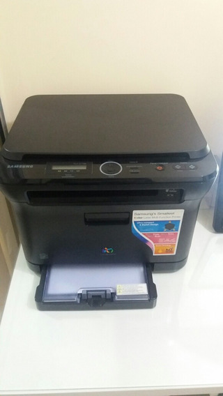 Impressora Laser Samsung Clx 3175n