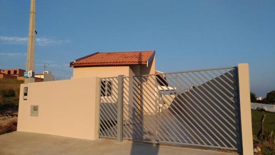 Casa Para Venda Em Tatuí, Bela Vittá Vista Alta, 2 Dormitórios, 1 Suíte, 1 Banheiro, 2 Vagas - 187