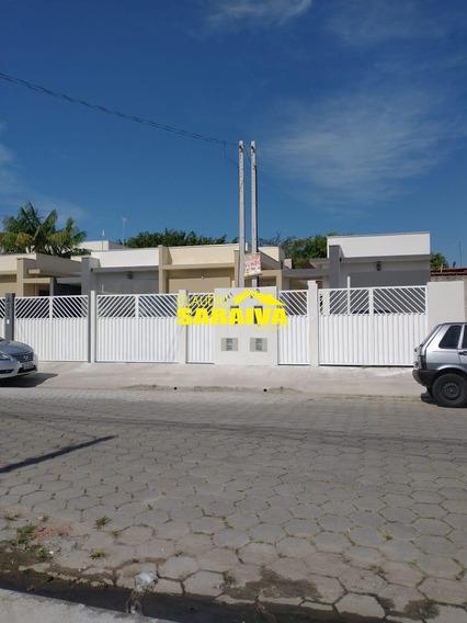 Casa Nova Para Venda No Recanto Do Sol / Golfinho Boa Para Financiar - Cara - 970