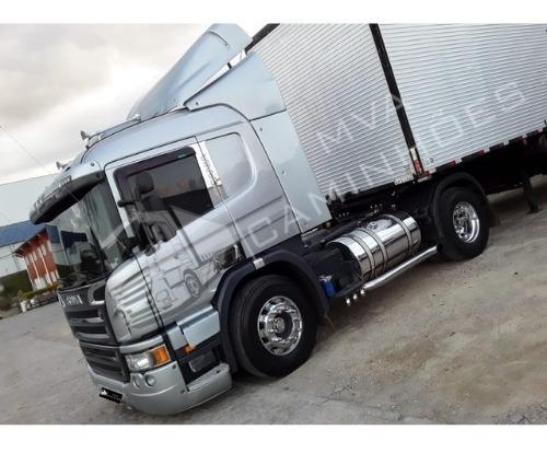 Imagem 1 de 5 de Caminhão Scania P340 - 4x2 T