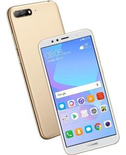 Huawei Y6 2018 Octacore /16gb/13mp/8mp /2ram + Face Unlock