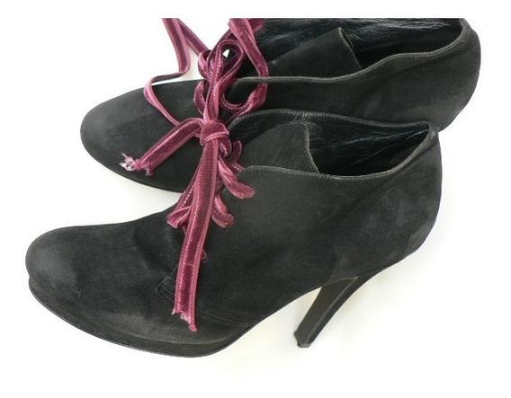 Bota Botineta Zapato Maria Cher Nº 37 Fortu13