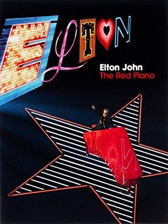 Blu Ray Elton John The Red Piano - Lacrado De Fábrica!!!