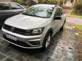 Volkswagen Saveiro 1.6 Pack High 2017 Permuto X Mayor/menor