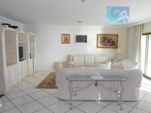 Imagem 1 de 29 de Apartamento À Venda, Condomínio Tortugas, Enseada - Guarujá - Ap0993