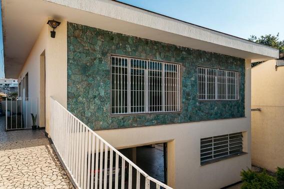 Casa Residencial À Venda, Vila Mariana, São Paulo - Ca0977. - Ca0977