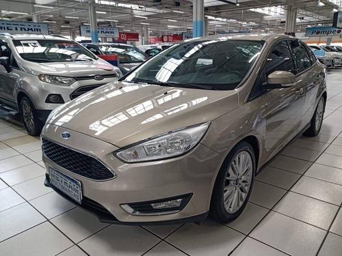 Imagem 1 de 9 de Ford Focus 2.0 Se Plus Sedan 16v Flex 4p Powershift